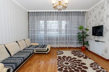 Отличная квартира с евроремонтом - Astana