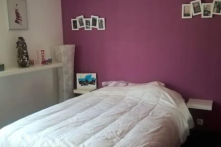 Chambre privée dans une maison accueillante - Bed & Breakfast