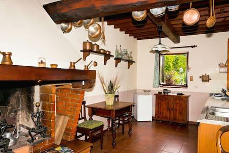 Villa Le Balze - Rustico - Leccio - Appartement