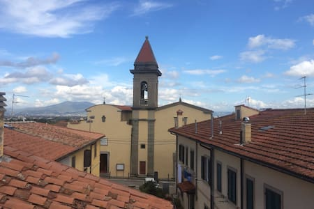 Attic near Florence - Loft-asunto