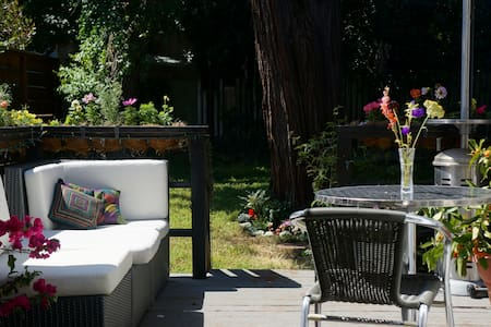 Tranquil Room w/ DECK & VIEWS in Castro/Noe! - Talo