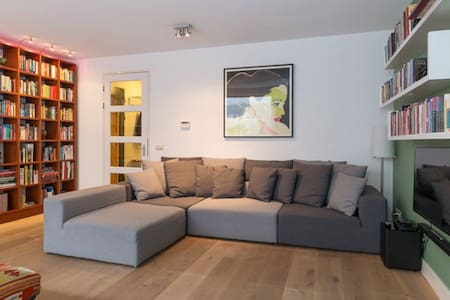 Cosy & Bright 6p Apt - hearth adam - Amsterdam - Apartment
