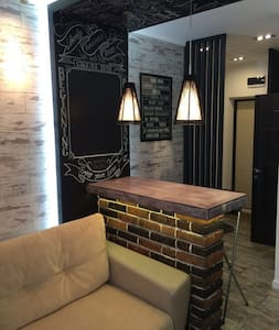 Дизайнерская квартира-студия - Byt