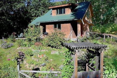 Hughthir's Retreat in The Woods - Haus