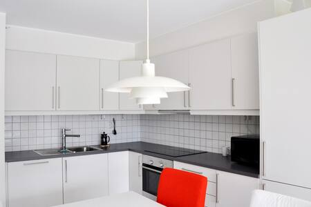 Cosy apartment close to Bergen city center - Apartment
