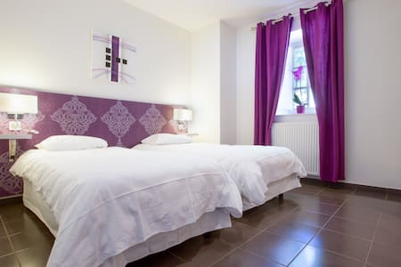 Chambre de 2 personnes 1/2 pension incluse - Saint-Privat-d'Allier