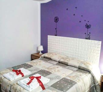 Camera matrimoniale bagno privato - Roma