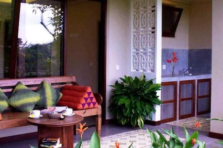 Rumah Taman Ubud Rooms - A shelter on escapes - Ubud - House