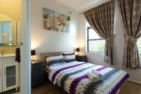 Air-conditioned 3BR family house - Bexley - Hus