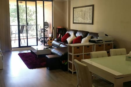 Owned Room & Balcony, Swimming Pool - Apartment