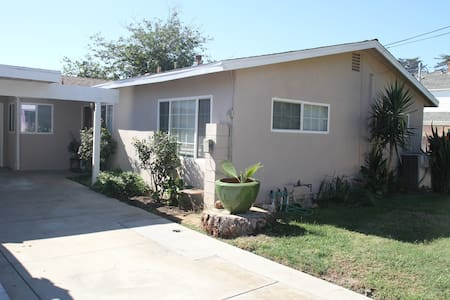 Lovely New Comfy  3 bedroom Home - Los Angeles - House