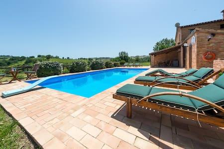 Villa Orrizonti - An Italian dream - Haus