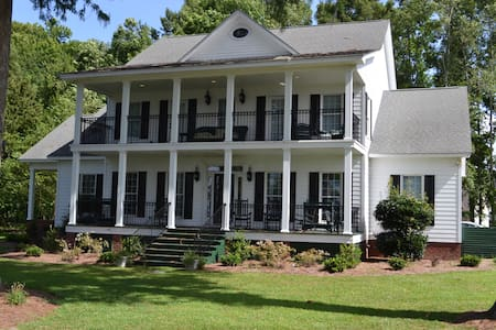 Lake Escape - Lake Waccamaw - Hus