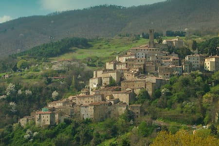 Casa all'arco single - Castelnuovo di Val di Cecina - House