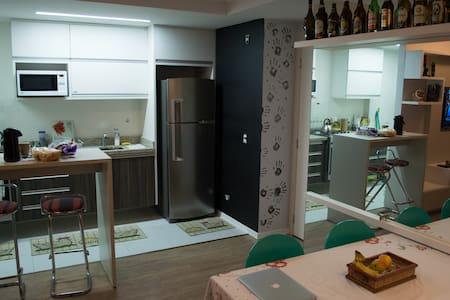 Vale encantado dos mil Sóis - Curitiba - Apartamento