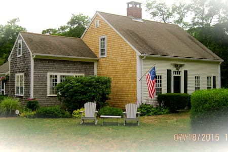 c1725 4 BR Antique Colonial Cape - Eastham