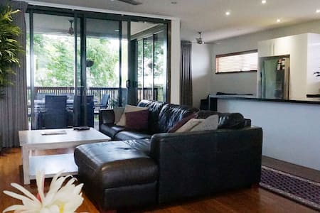 LUXURY top level townhouse WEST END - Appartement