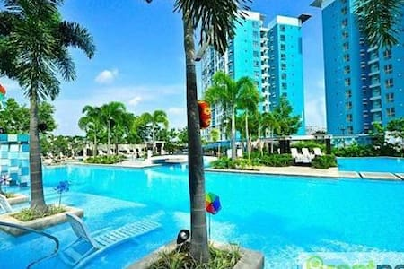 Furnished 1BR Condo For Rent Daily or longer - Muntinlupa