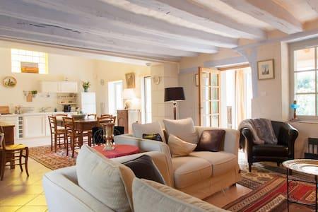 Gite Petit Bellevue - Amboise - House