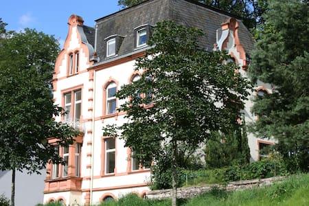 Machen Sie Ferien in der Villa 1900 - Appartement