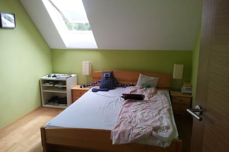 Cosy Double Bedroom near German Border - Lubieszyn - House