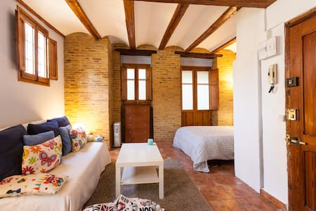 Loft with Mediterranean atmosphere - València