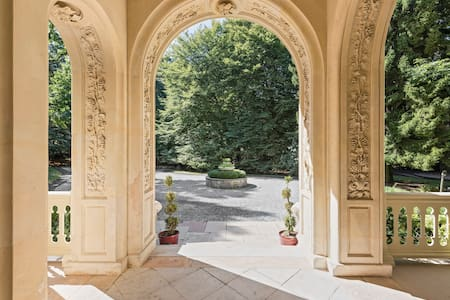 Stunning Mansion on the Hudson, 30 mins to NYC! - Irvington - Hus