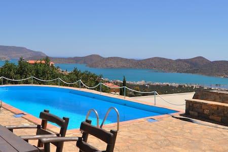 Luxury Place & Home # Elounda Kreta - Haus