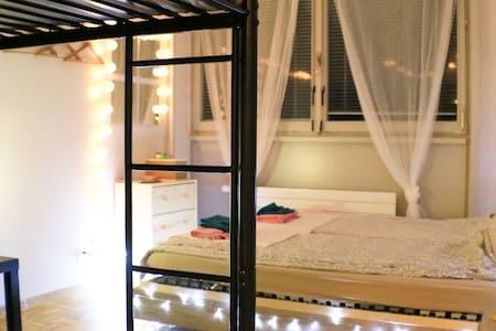 SUPER BEDROOM - Can accommodate 4 - Apartament