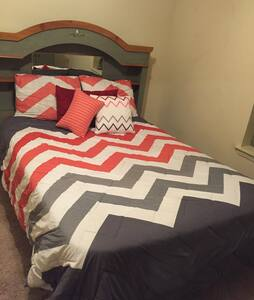 Cute private room & bathroom - College Station - Townhouse