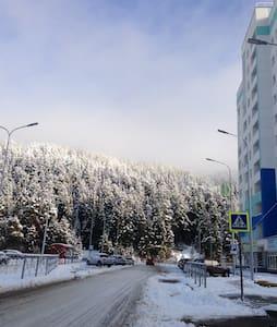 Жильё на биатлон - Ханты-Мансийск - Daire