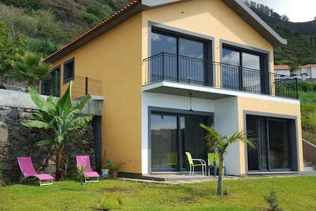 Modern apartment with amazing views - Arco da Calheta - Pis