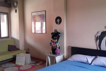 Lovely Flat in Ticino Park -Mxp/Rho Fiera/Lakes - House