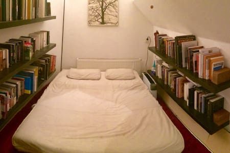 Cute Room for Two in Amazing Historic Ship! - Rotterdam - Boot