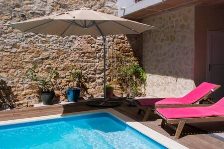 L' Ancien Tabac - naturistboende - Bed & Breakfast