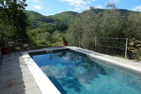 Depuis 2016 - Maison 4p / piscine privative - Turano - Rumah