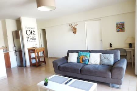 Modern and very central appartement - Noumea - Apartment