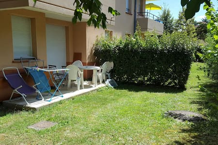 Appartement avec piscine ou chambre - Wohnung