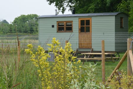 The Shepherds Hut - Kinnerley
