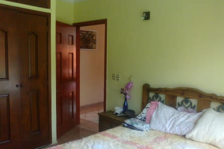 Beautiful room with swimming pool - Cuernavaca - Bed & Breakfast