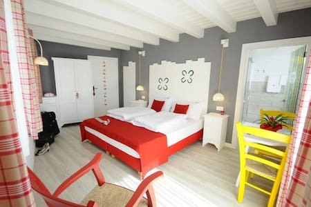 Stanza luminosa e romantica - Bed & Breakfast