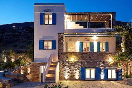Maison Dinora - Tinos - Villa