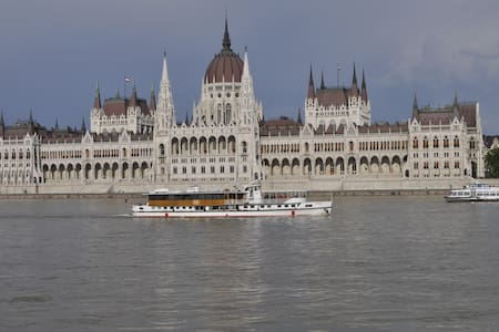 Budapest by Bike - House