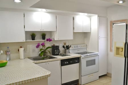 Beachside Apartment - Key Biscayne - Wohnung