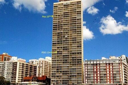 c/ balcon al mar sobre costa centro - Wohnung