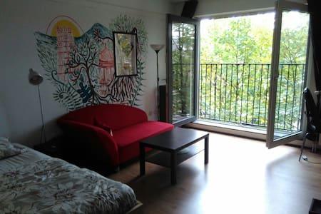 Studio apartment in Utrecht - Apartment
