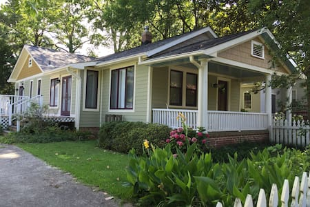 2-BR WATERFRONT BUNGALOW, WALKING DISTANCE TO ODU - Maison