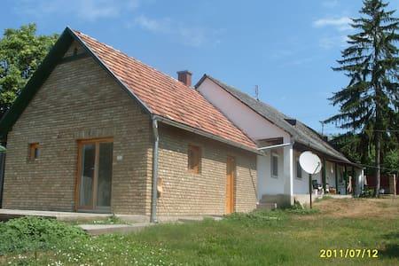 stunning views - Koppányszántó - Casa adossada