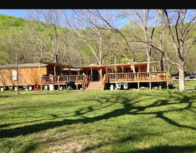 Amazing/Relaxing BusinessTrip or Weekend Getaway - Okmulgee - Haus