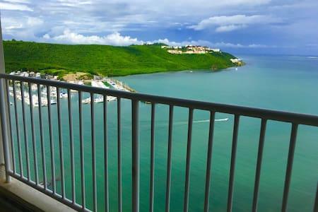 Ocean marina views apt Fajardo - Fajardo - Apartment